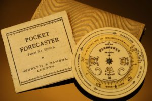 Image of Negretti & Zambra Pocket Forecaster c1920
