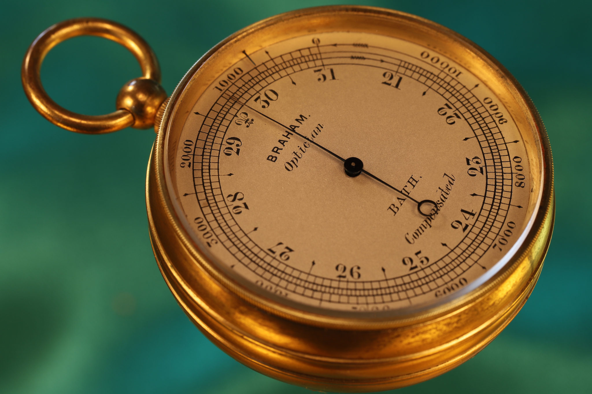 Image of Pocket Barometer by Negretti & Zambra c1870