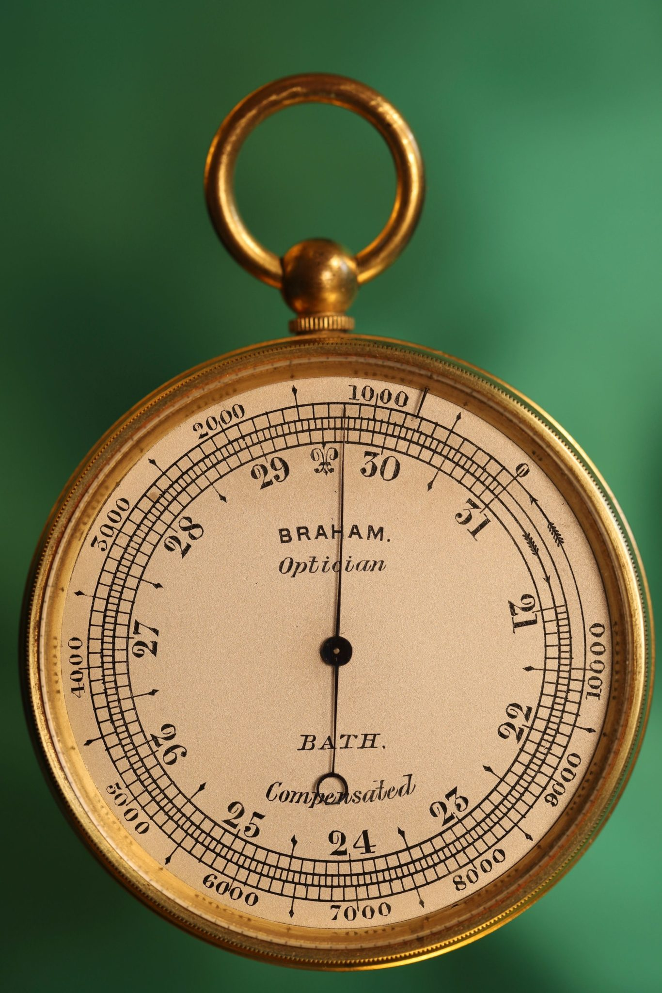 Image of Pocket Barometer by Negretti & Zambra c1870