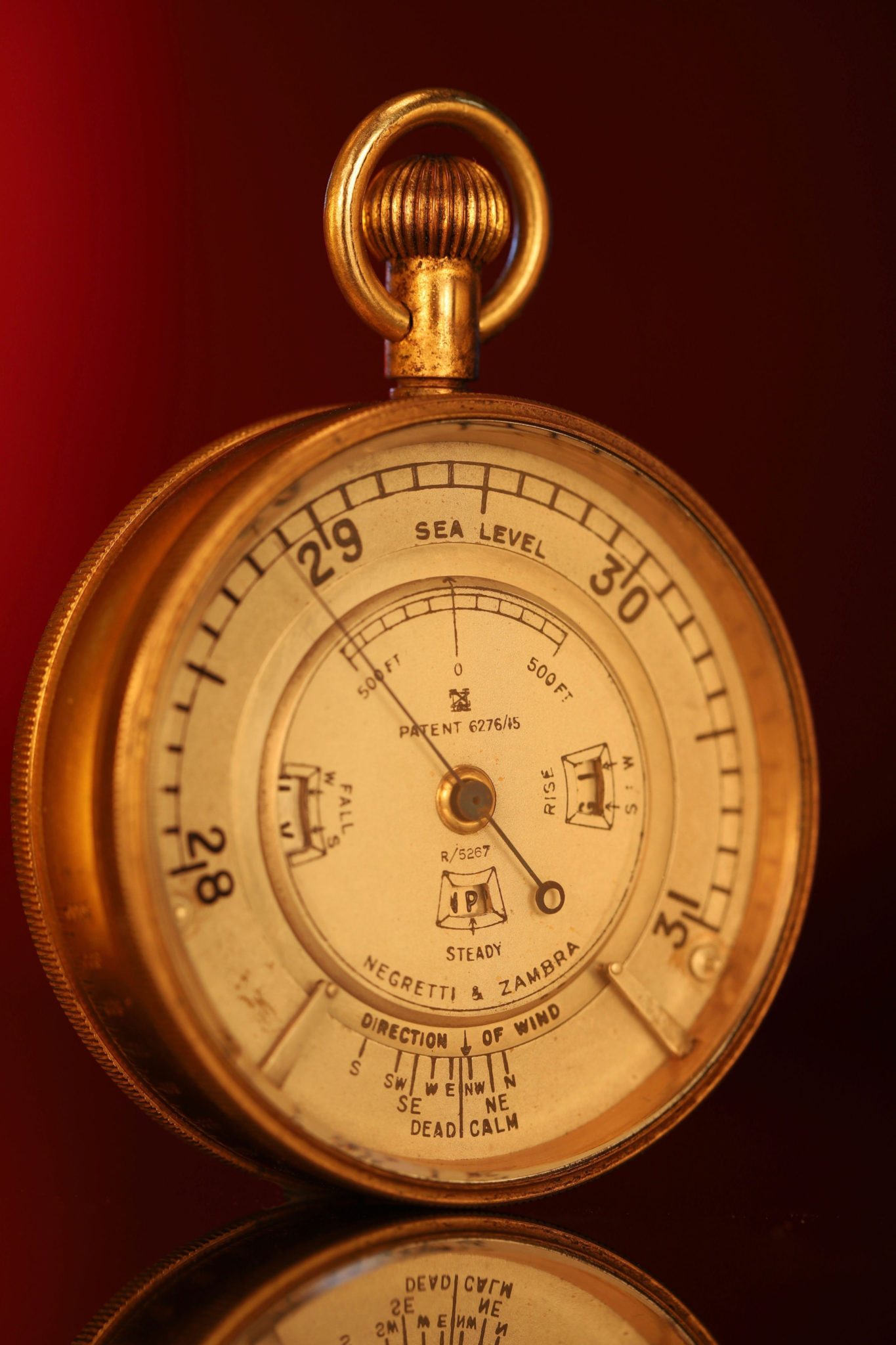 Image of Negretti & Zambra Weather Watch R/5267