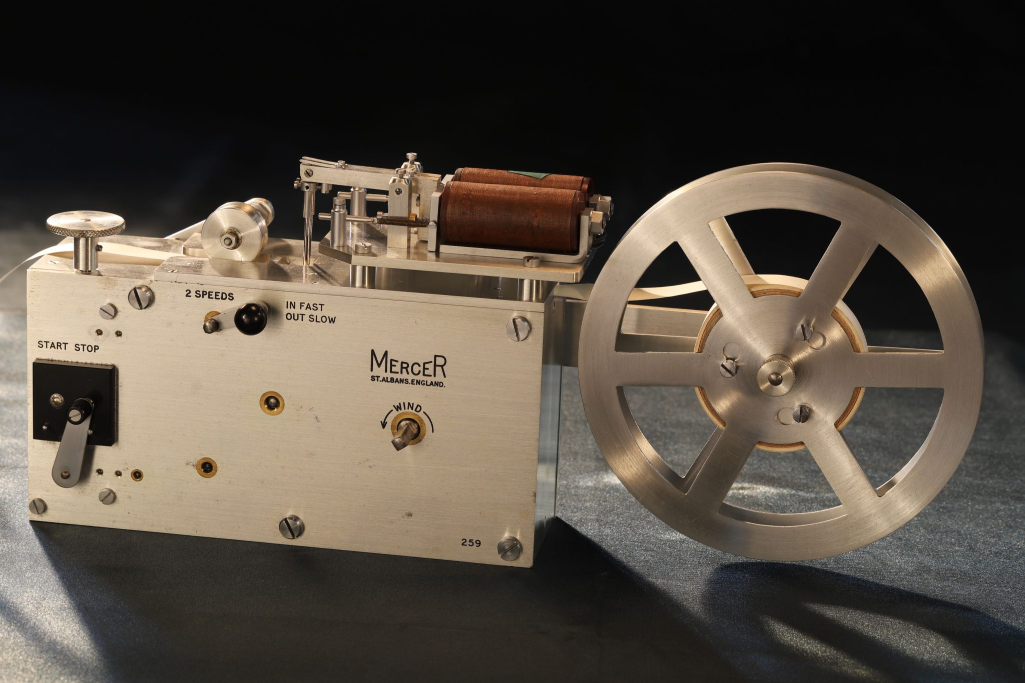 Image of Mercer Chronograph TPA 2