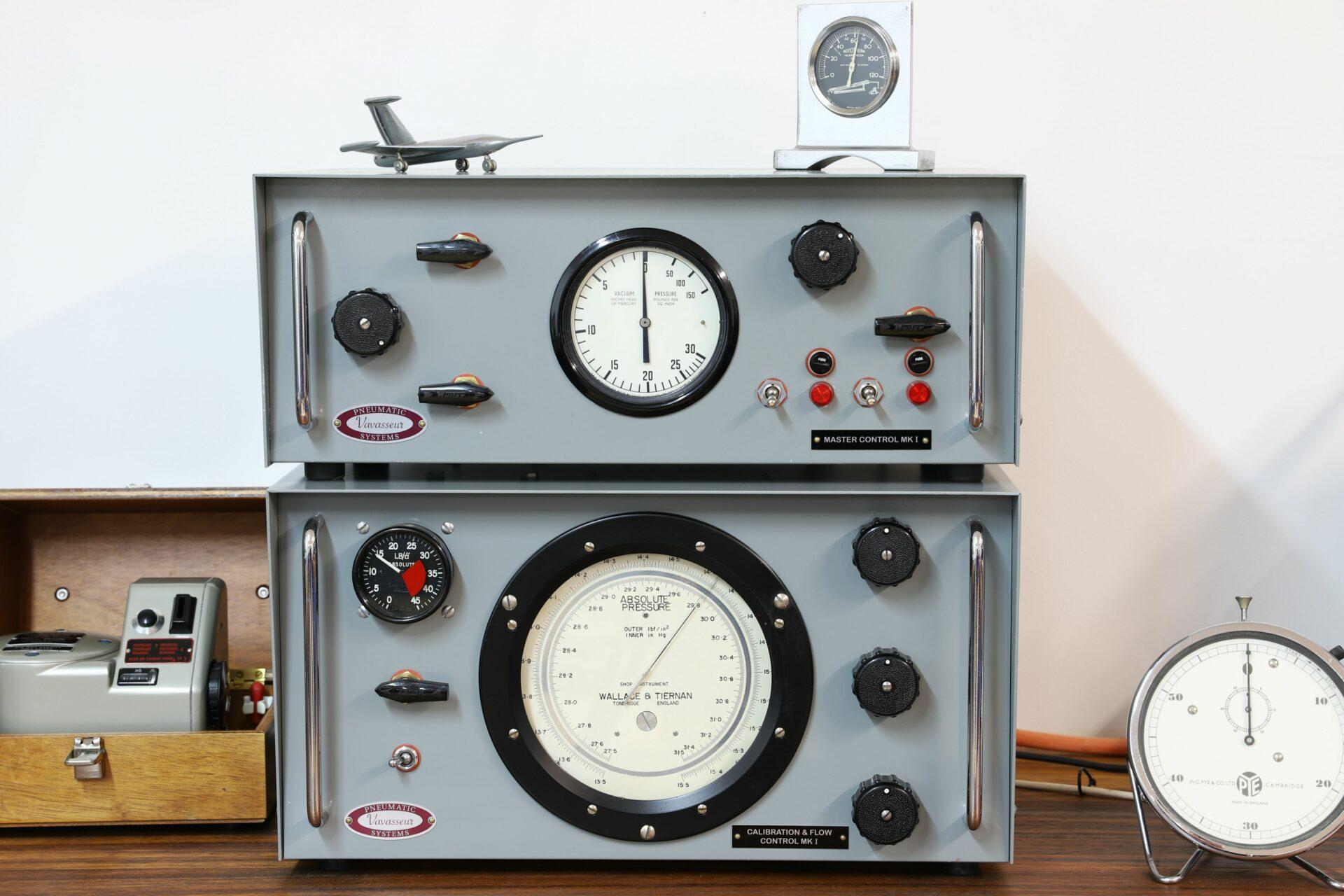 Image of Vavasseur Laboratory Test Equipment calibration units