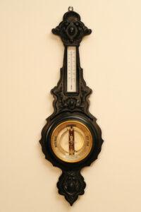 Image of Jules Richard Bourdon Barometer No 45028 c1900
