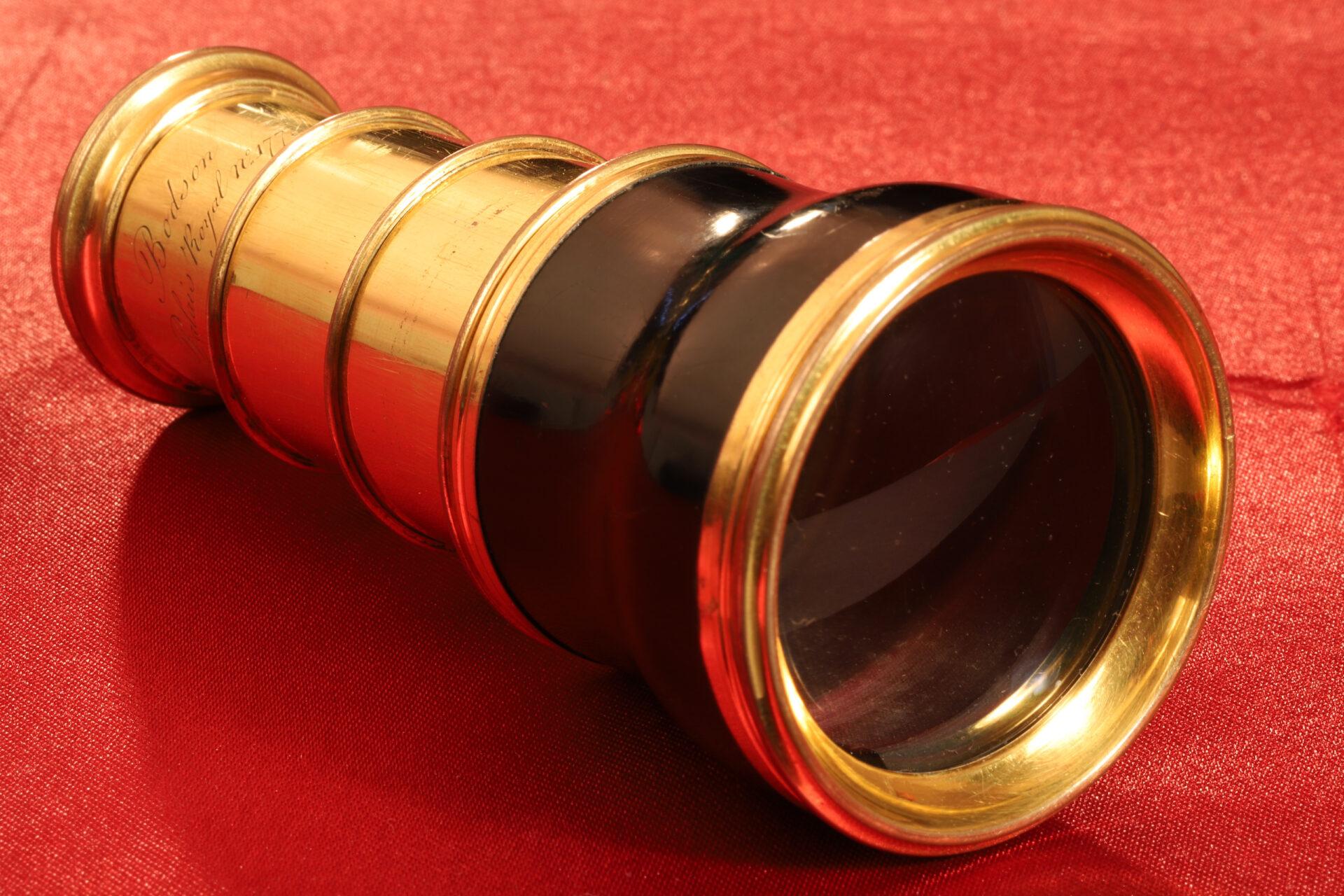 Image of extended Bodson Monocular Spyglass c1825