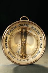 Image of Bourdon Barometer No 15178 c1880