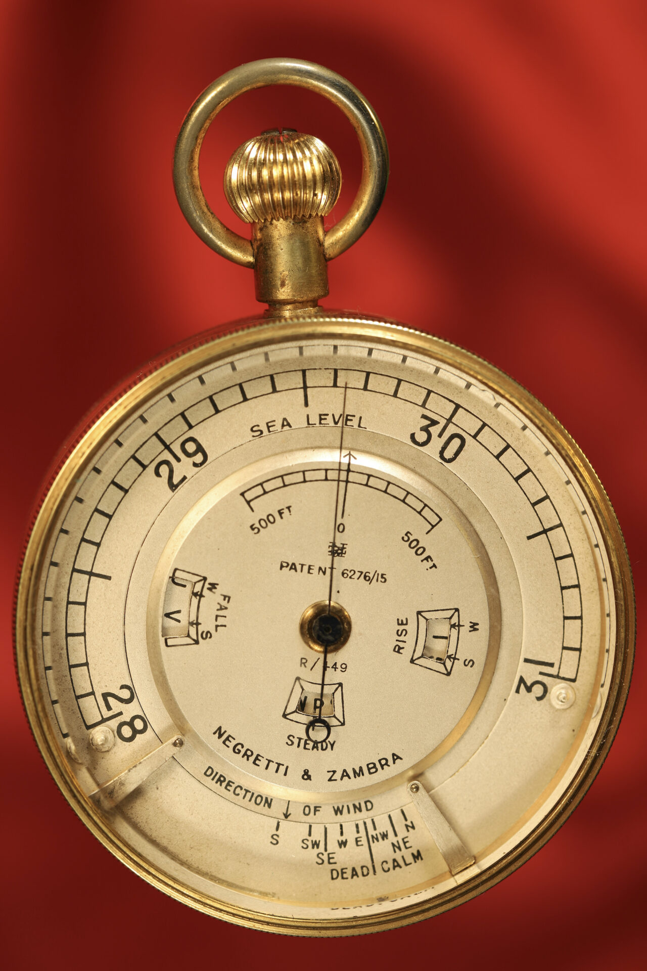 Image of Negretti & Zambra Weather Watch R/449